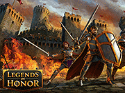 Legends of Honor - Poster 2